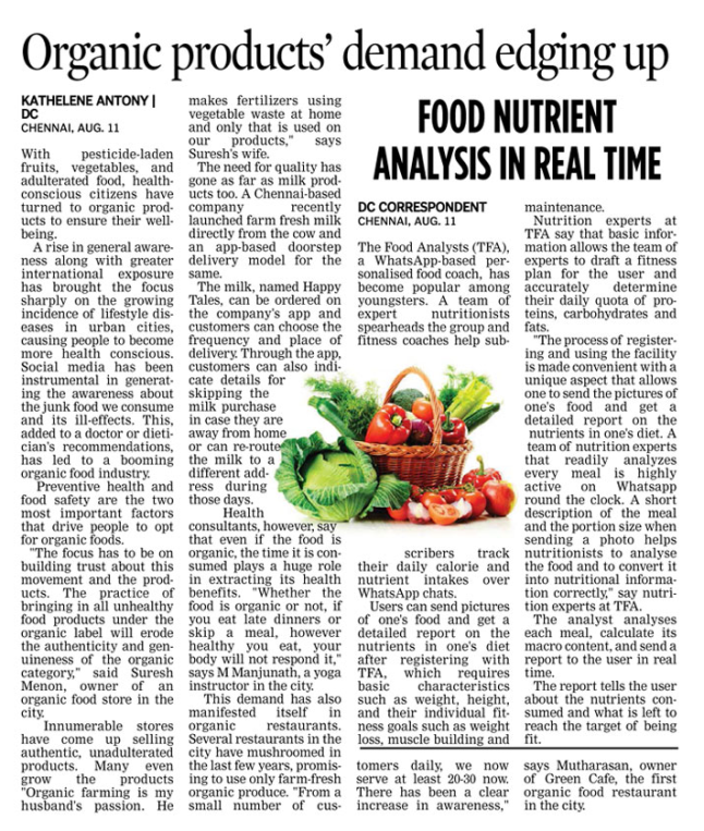 Organic products demand edging up | PesPro